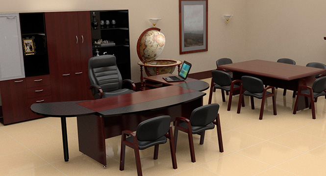 Jafher somos expertos en muebles para oficinas for Sillones para escritorios oficina